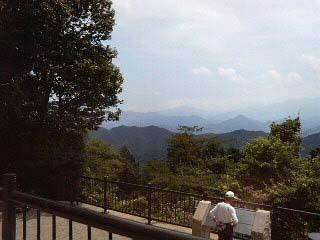 高尾山てっぺん♪